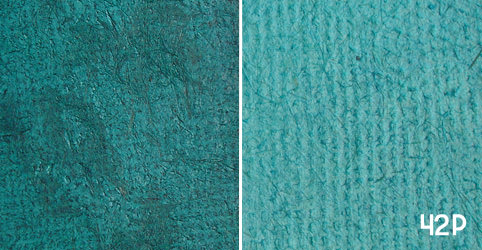 """Color Swatch 42P – """"Turquoise"""""""